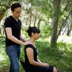 Massage Monday how to connect in couples massage