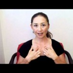 Massage Monday Acupressure points for hot flashes menopause remedy