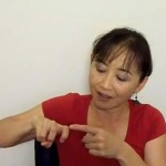 How to massage your finger Asian style Massage Monday finger snap
