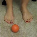 Massage Monday how to self foot massage reflexology tired feet