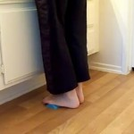 japanese bamboo foot massager