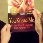you knead me print on demand massage monday video instruction tutorial