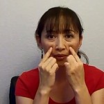 massage monday acupressure points for nasal congestion how to clear stuffy nose