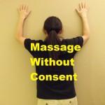 Massage Monday, sexual harassment, unwanted massage
