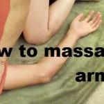 Massage Monday couples massage