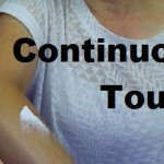 Massage Monday keep continuous touch during massage