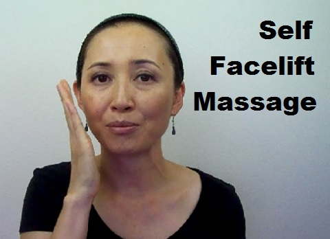 yukuko tanaka zougan massage how to get rid of face fat
