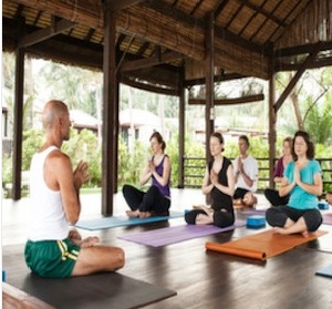 Spafinder Yoga Retreat in Thailand