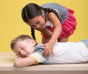 kids tickling 2