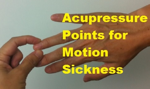 Acupressure Points for Motion Sickness and Nausea - Bliss ...
