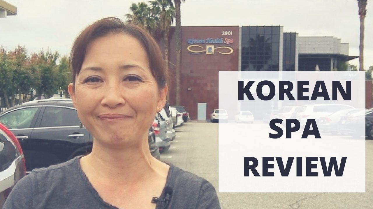 massage monday korean spa review