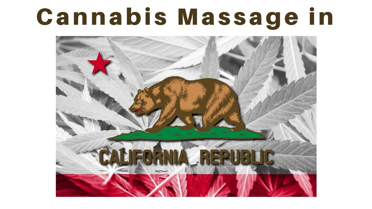 Massage Monday Cannabis Marijuana Massage in California