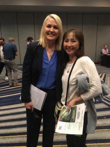 With Lori Ajax the Chief of the Bureau of Cannabis Control