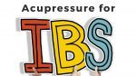 Massage Monday Acupressure for IBS Irritable Bowel Syndrome