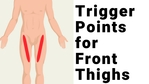 Massage Monday trigger point for sartorius