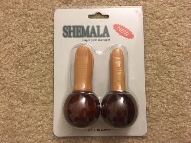 Shemala finger press massager