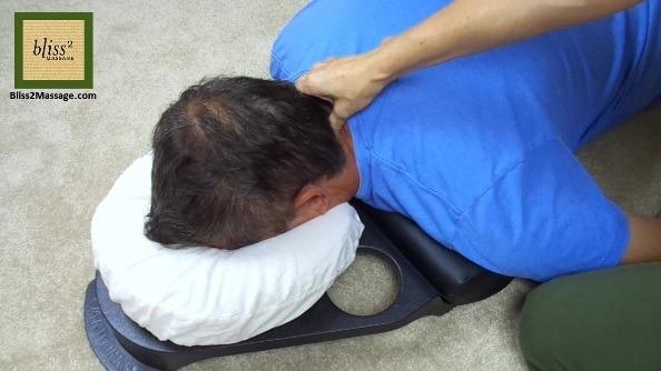 acupressure on neck