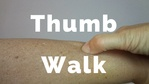 Massage Monday thumb walk reflexology technique
