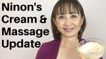 Massage Monday Ninon's beauty cream and thyroid massage update