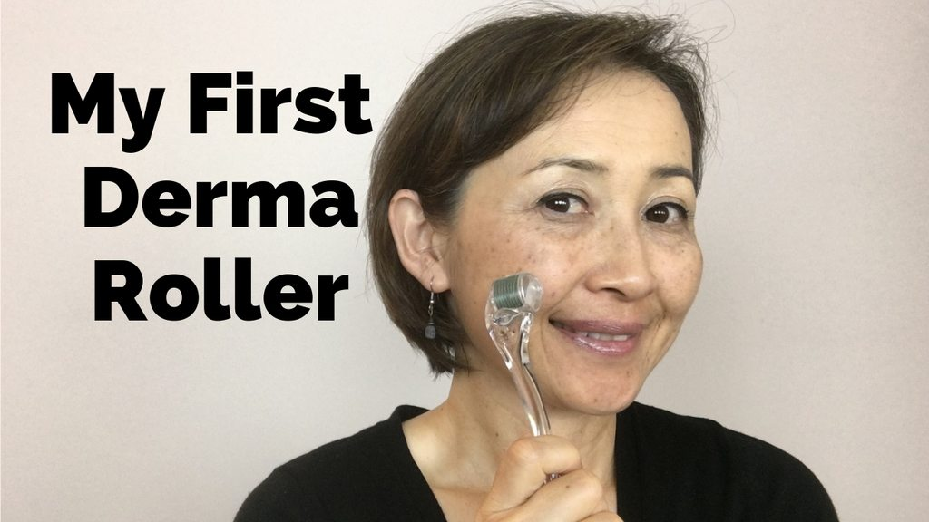 Massage Mondaymy first Derma Roller Microneedling